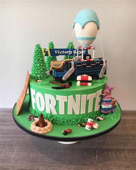 fortnite birthday cake fortnite birthday cake images