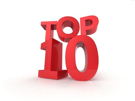 top 10 and top 100 signs psdgraphics