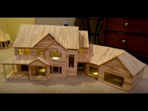 popsicle stick house floor plans building popsicle stick mansion the