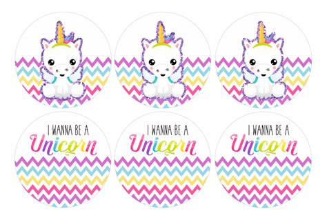 printable unicorn cake topper free unicorn cupcake toppers cutecrafting