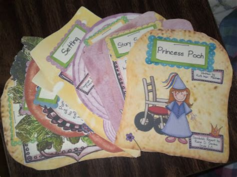 sandwich project book report scraps of sandwich book report take 1