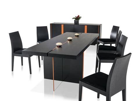 modrest vision modern black oak buffet buffets dining