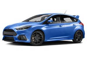 Ford Focus Hatchback New 2016 Ford Focus Rs Price Photos Reviews Safety