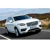 Volvo XC90 T8 Plug In Hybrid Driven The Rough With Smooth
