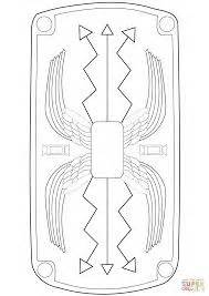 ancient helmet template image result for shield template printable