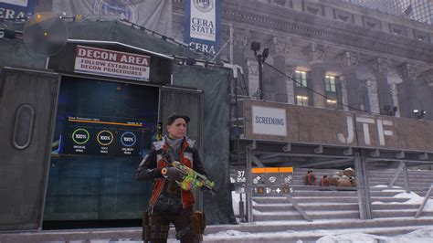 Tom Clancys The Division Requires tom clancy s the division review headshots and hacks