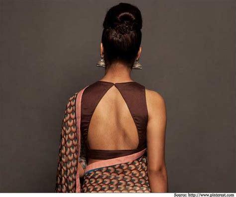 Five Cut Blouse 5 blouse back designs blouse designs blouse back neck