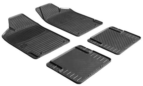 2014 Scion Tc Floor Mats by Zpv 901555 Toyota Yaris Scion Tc Floor Mat 4 Pc Set Black