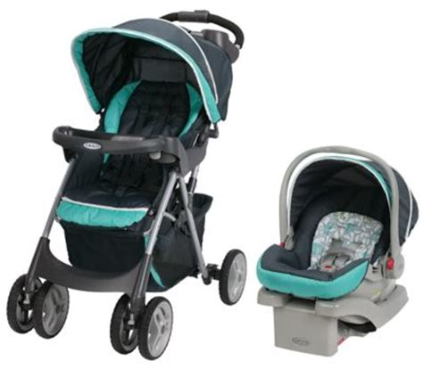 and black infant car seat and stroller car seats graco