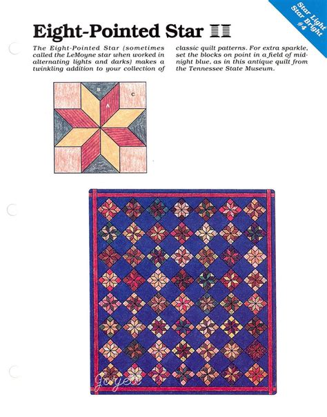 quilt pattern eight pointed star eight pointed star quilt block spinning spools quilt