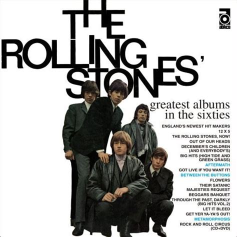 best rolling stones albums rolling stones greatest albums in the sixties japanese shm