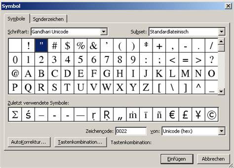 sonderzeichen haus sanskrit diakritika in der textverarbeitung stv istb