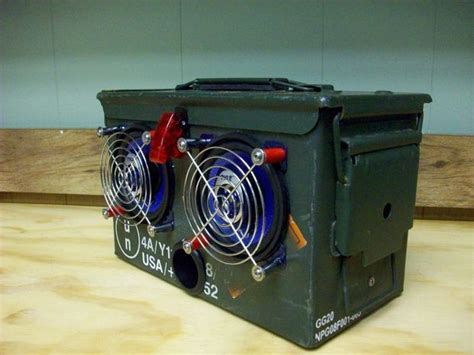 Jo In Usb Mp3player ammo box speakers pictures of awesome and mp3 player