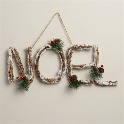 twig wall decor glittered twig noel wall d 233 cor world market