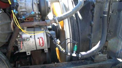 cummins fan clutch problems ecm controlled fan clutch bypass cummins isx part 2