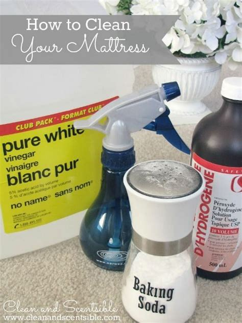 Clean Mattress With Baking Soda by How To Clean Your Mattress Cleaning Sodas Mattress Springs And Cleaning Checklist