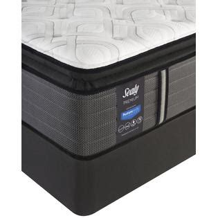 sealy posturepedic grand bed plush pillow top sealy response goldrick firm pillowtop king mattress