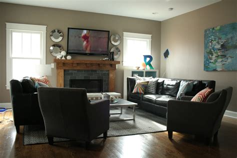 two couches in a small living room living room furniture arrangement homesfeed