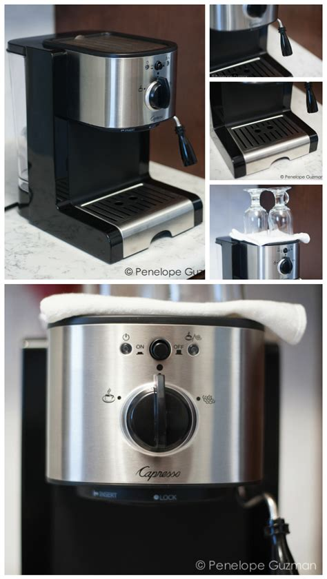 My Happy Family Coffee Maker my new cappuccino maker 187 penelopes oasis