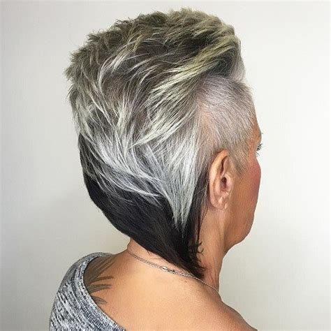 prominents gray hair 50 most prominent hairstyles for women over 40