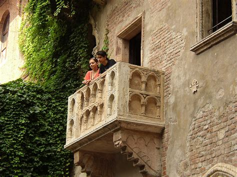 balcony theme romeo and juliet balcony from the famous romeo and juliet play in verona italy