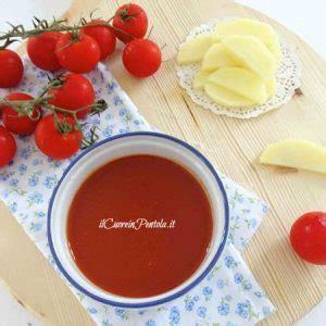 ketchup fatto in casa veloce pasta e ceci ricetta pasta e ceci facile e veloce