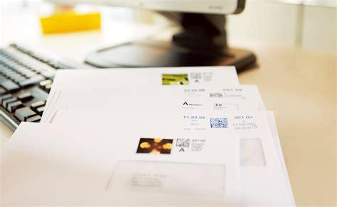 Post Schweiz Brief Frankieren Sendung Frankieren Die Post