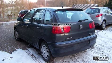 2001 Seat Ibiza 1 9 Sdi Climate Control Car Photo And Specs