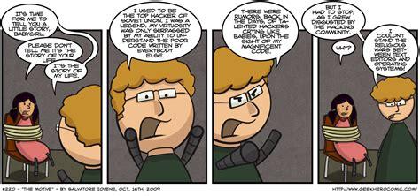 The Motive the motive comic a webcomic for geeks
