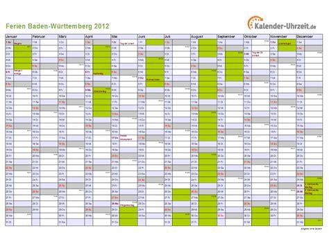 Steinger Jahreskalender Kalender 2017 Schulferien Bw Kalender 2017