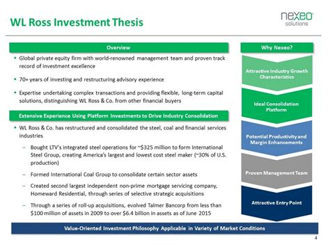 equity investment thesis service profit chain thesis