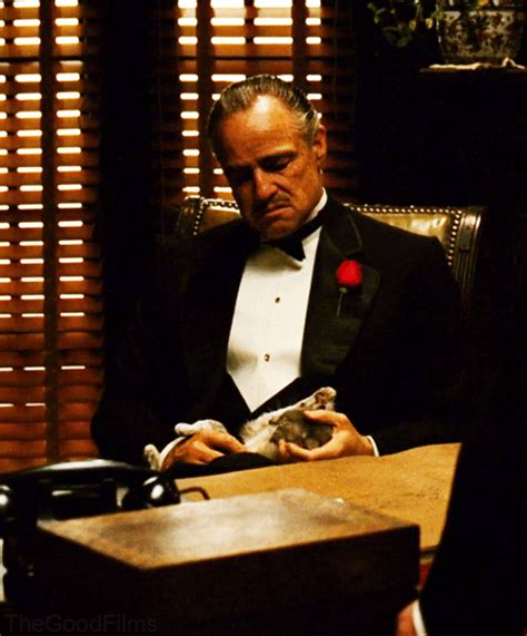 The Godfather Chair by 20 Legendary That Were Improvised Out Of