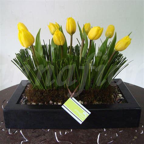 imagenes de arreglos minimalistas arreglo floral tulipanes minimalistas arreglo floral de