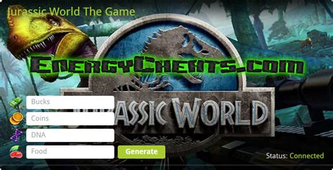 download game jurassic world the game mod jurassic world the game hack free no survey jurassic