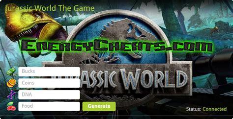 jurassic world the game mod unlimited jurassic world the game hack free no survey jurassic