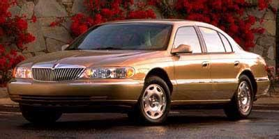 how to work on cars 1999 lincoln continental navigation system 1999 lincoln continental values nadaguides