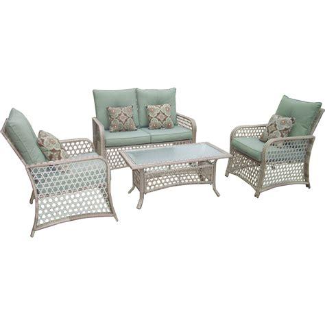 bond florence 4 pc casual set patio sets more shop