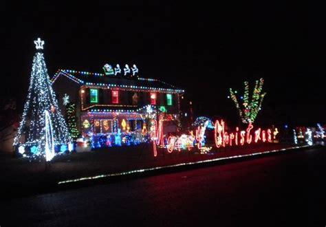 2014 light displays around island photo gallery