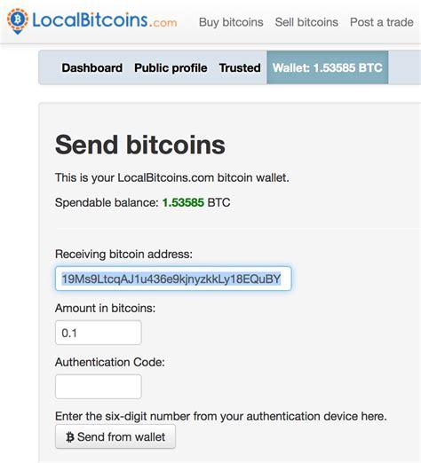 bitcoin transaction tutorial accepting and spending bitcoins in a django application
