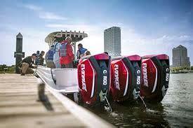 grootste buitenboordmotor largest outboard motors evinrude 300 hp g2 dans