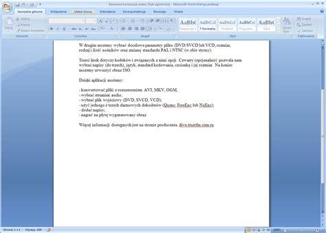 Microsoft Office Word 2007 Microsoft Word 2007 Pobierz Za Darmo