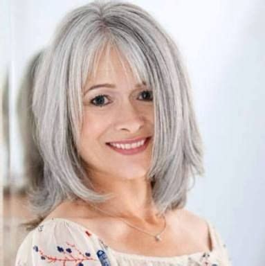 hairstyles for long fine grey hair image result for short to midlength haircuts for fine hair