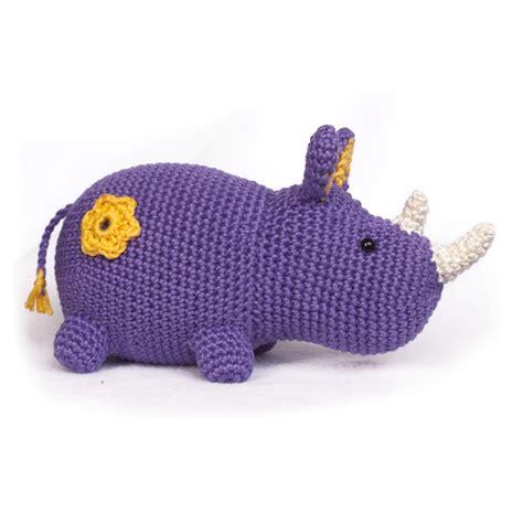 amigurumi rhino pattern purple rhino amigurumi pattern amigurumipatterns net