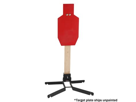 Target Holders Target Stands by Challenge Targets Hd Pivot Target Stand Steel Mpn Ps Hd