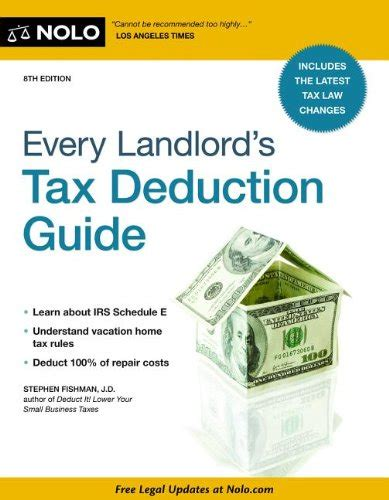 every landlord s tax deduction guide books zhong lu just launched on in usa marketplace
