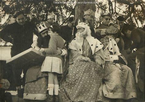 fotos reyes magos antiguas ya vienen los reyes magos llanos de somer 243 n chanos de