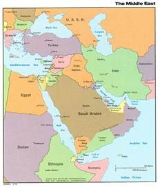 Map Of Middle East by Map Of Middle East Images Amp Pictures Becuo