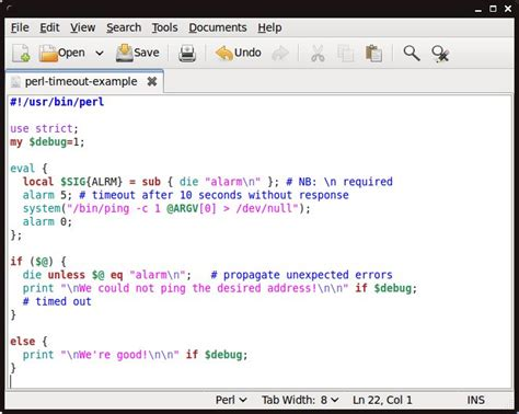 perl script template how to write in a file in perl