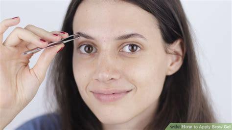 Sephora Eyebrow Gel how to use eyebrow gel best eyebrow for you 2017
