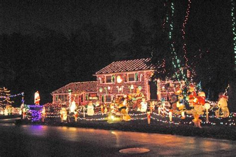 2018 christmas display lights in tewksbury ma rockvale road light spectacular news homenewshere